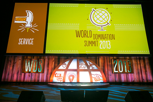 9 amazing things I learned from the 2013 World Domination Summit (and some life-changing resources I can't believe I didn't know about).