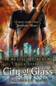 Mortal Instruments Book Cover e1341643213409 195x300 8 cover design secrets publishers use to manipulate readers into buying books