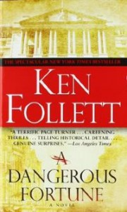 a dangerous fortune ken follett paperback cover art 180x300 8 cover design secrets publishers use to manipulate readers into buying books