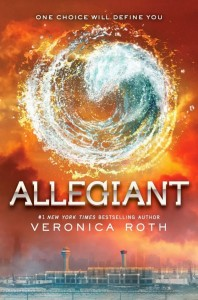 allegiant book cover high res 198x300 8 cover design secrets publishers use to manipulate readers into buying books