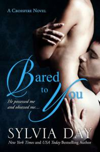 bared to you original cover 197x300 8 cover design secrets publishers use to manipulate readers into buying books