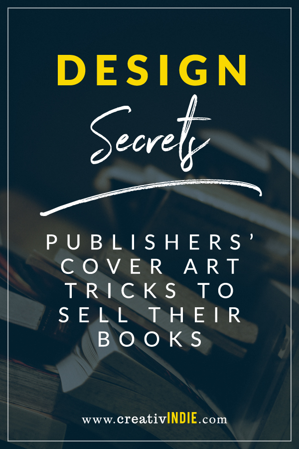 cover design secrets by publishers
