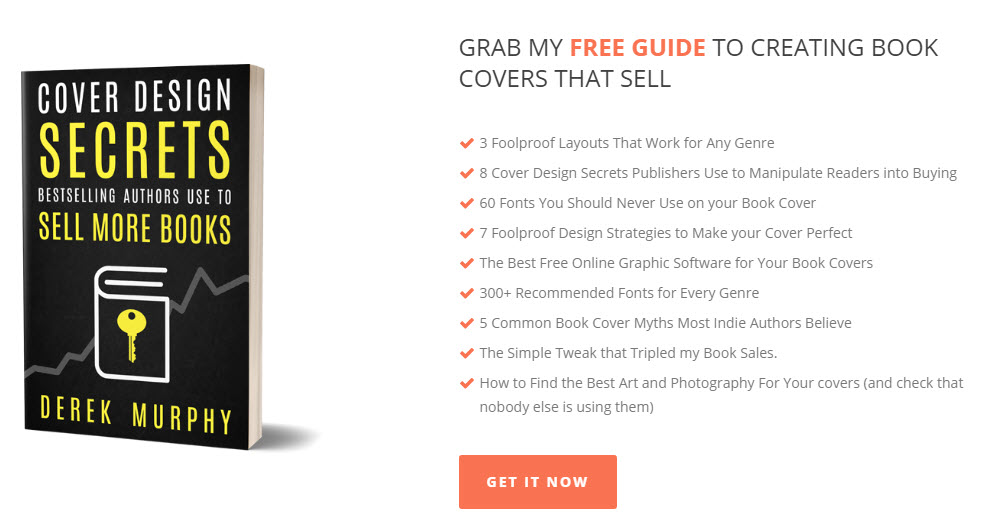 8 cover design secrets publishers use to manipulate readers into if you need more help download my free guide fandeluxe Image collections