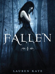 fallen lauren kate 224x300 8 cover design secrets publishers use to manipulate readers into buying books