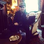 Sherlock Holmes museum... Reflecting on how famous this literary character…