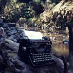 books literature typophile nature Oregon amwriting