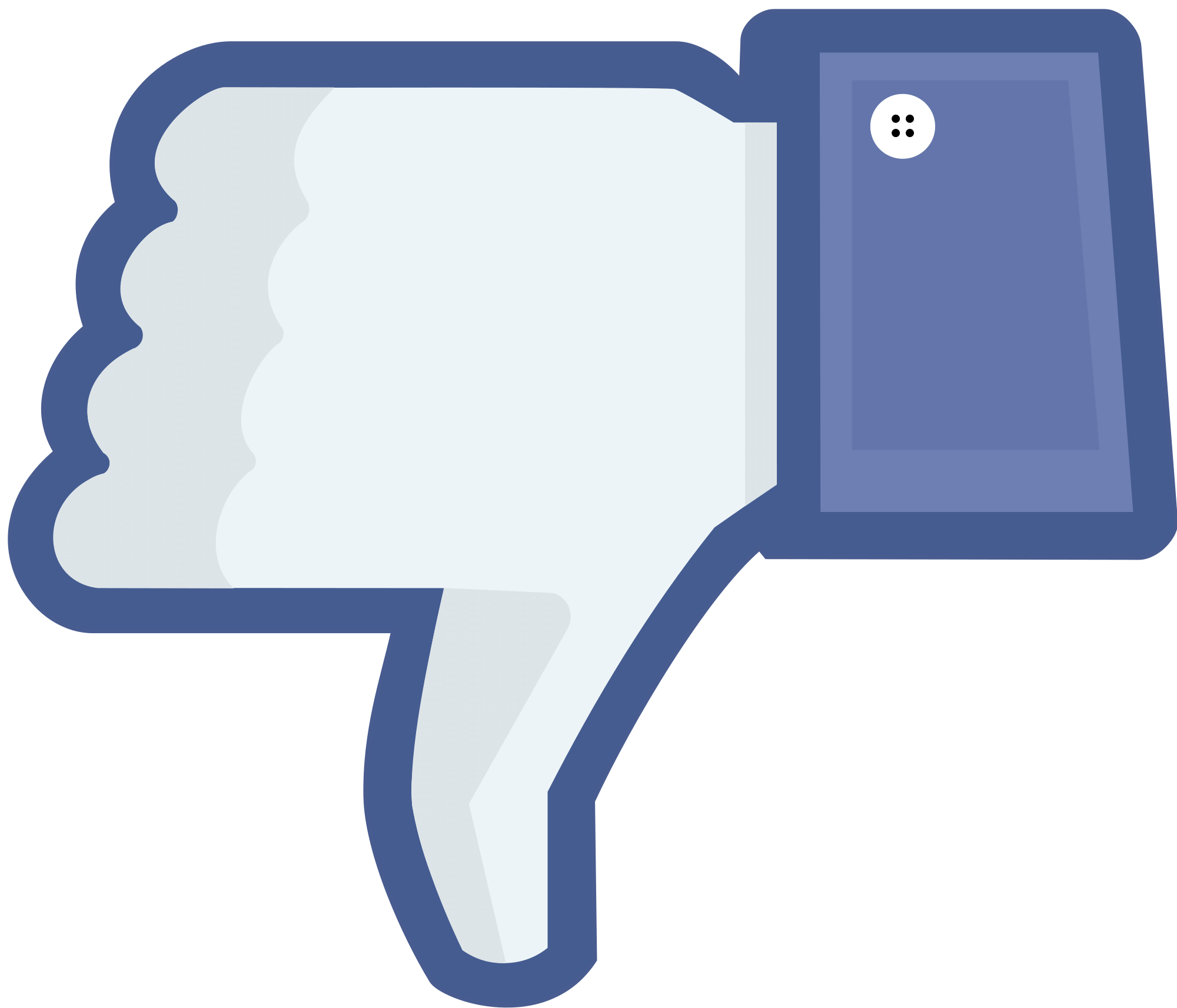 how to close a facebook page down