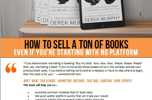 how to make a sell sheet for your book with free templates