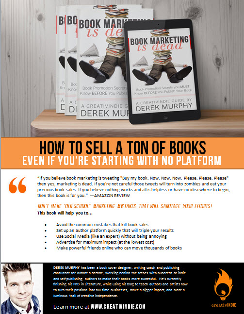 "How To Make A ""Sell-Sheet"" For Your Book (With Free Templates"