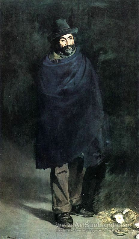 the-philosopher-by-Edouard-Manet-152