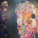 Saw a lot of Klimt and Schiele today; not a…