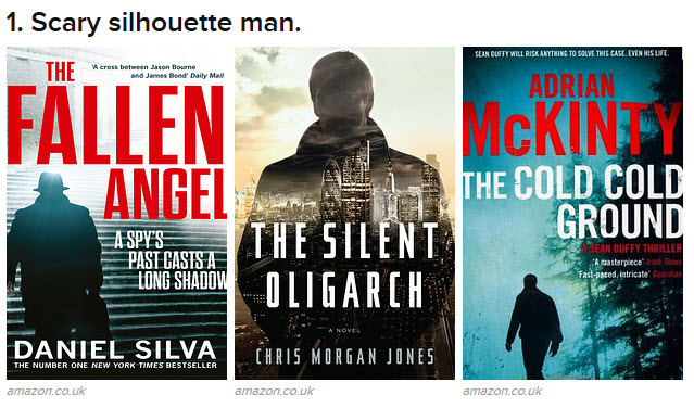 3-big Why you should be using clichés in your book cover design