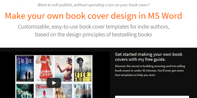 DIY Book Covers | Creativindie