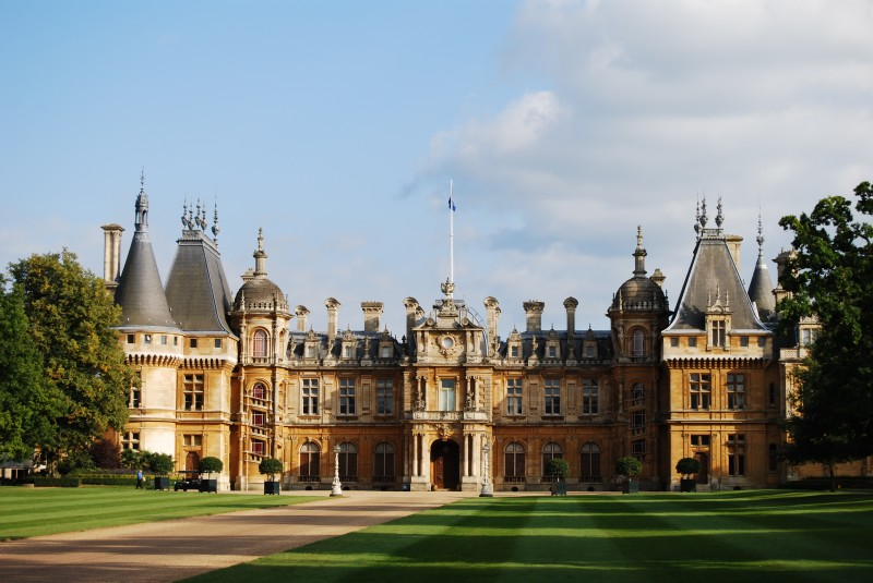 WaddesdonManor 800x535 My Castle