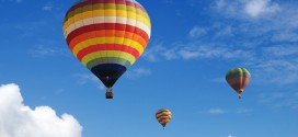 Building your hot air balloon – a metaphor for creative success