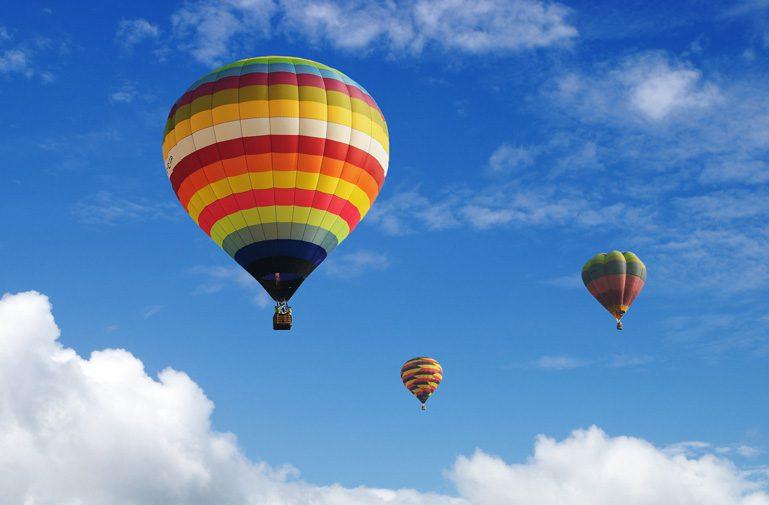 Building your hot air balloon - a metaphor for creative ...