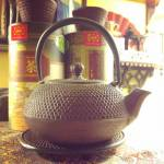 Win this cast iron tea pot and more awesome stuffhellip