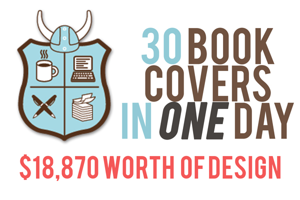 30 book covers nanowrimo