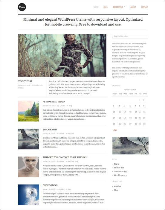 origin-author websites wordpress