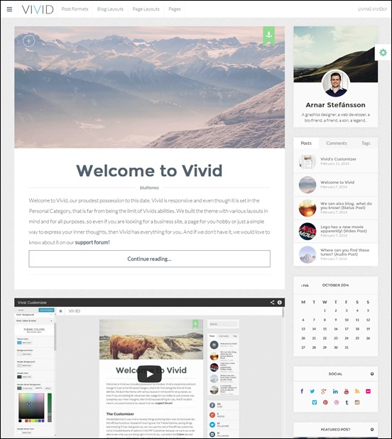 vivid-responsive-personal-blog