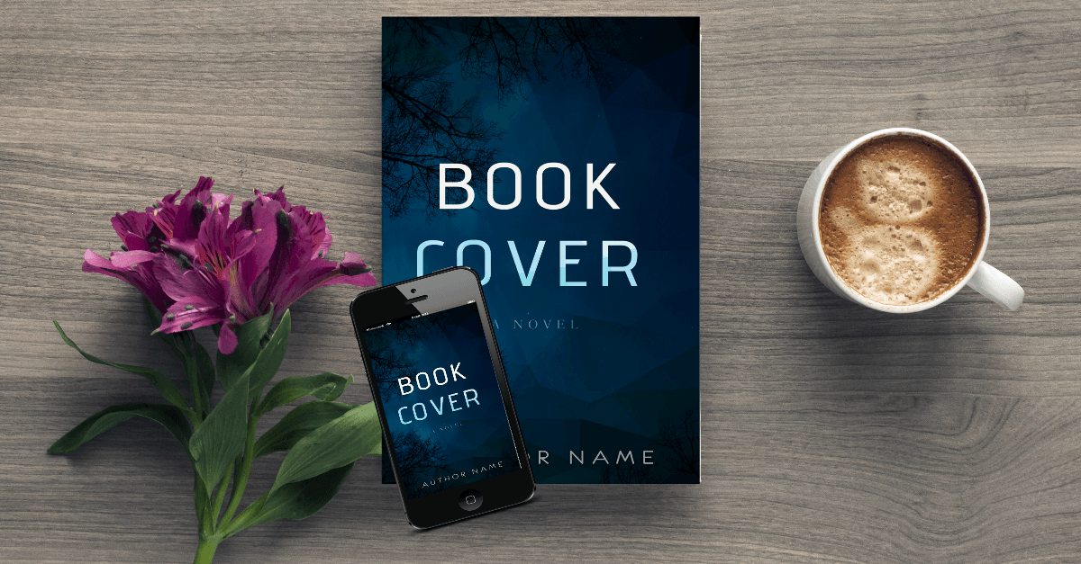 How to make 3D book cover mockups for book marketing, and for ...