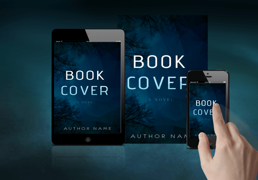 How To Make 3d Book Cover Mockups For Book Marketing And