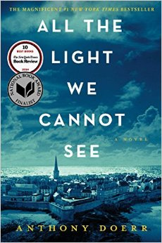light we cannot see book cover