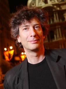 """Kyle-cassidy-neil-gaiman-April-2013"" by Kyle Cassidy - By email. Licensed under CC BY-SA 3.0 via Wikimedia Commons - https://commons.wikimedia.org/wiki/File:Kyle-cassidy-neil-gaiman-April-2013.jpg#/media/File:Kyle-cassidy-neil-gaiman-April-2013.jpg"