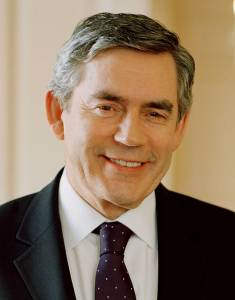 """Gordon Brown official"" by HM Government - Number10.gov.uk (file) from The National Archives. Licensed under OGL via Wikimedia Commons - https://commons.wikimedia.org/wiki/File:Gordon_Brown_official.jpg#/media/File:Gordon_Brown_official.jpg"