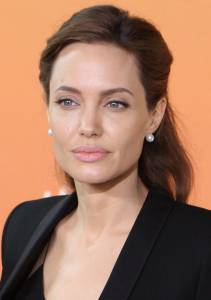 """Angelina Jolie 2 June 2014 (cropped)"" by Foreign and Commonwealth Office - http://www.flickr.com/photos/foreignoffice/14217374639/. Licensed under CC BY 2.0 via Wikimedia Commons - https://commons.wikimedia.org/wiki/File:Angelina_Jolie_2_June_2014_(cropped).jpg#/media/File:Angelina_Jolie_2_June_2014_(cropped).jpg"