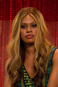 """Laverne Cox at Paley Fest Orange Is The New Black"" by Dominick D - https://www.flickr.com/photos/idominick/13220824524/. Licensed under CC BY-SA 2.0 via Wikimedia Commons - https://commons.wikimedia.org/wiki/File:Laverne_Cox_at_Paley_Fest_Orange_Is_The_New_Black.jpg#/media/File:Laverne_Cox_at_Paley_Fest_Orange_Is_The_New_Black.jpg"
