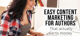 Super easy book marketing that actually earns money