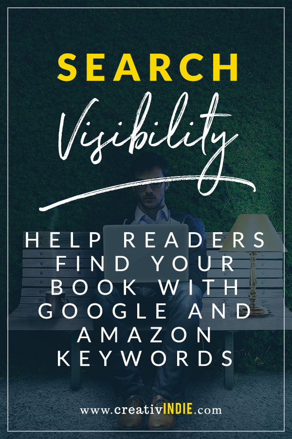 increase your book visibility using keywords