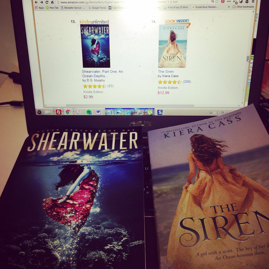 mermaid book bestsellers