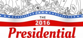 2016 presidential election memorial coloring book (contest!)