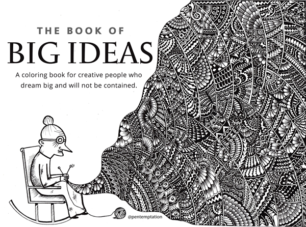 How to publish an adult coloring book (and why you should ...