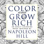 napoleon hill think and grow rich coloring book