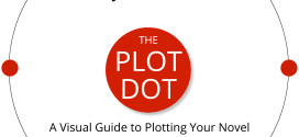 The Plot Dot (a visual guide to writing unforgettable scenes)