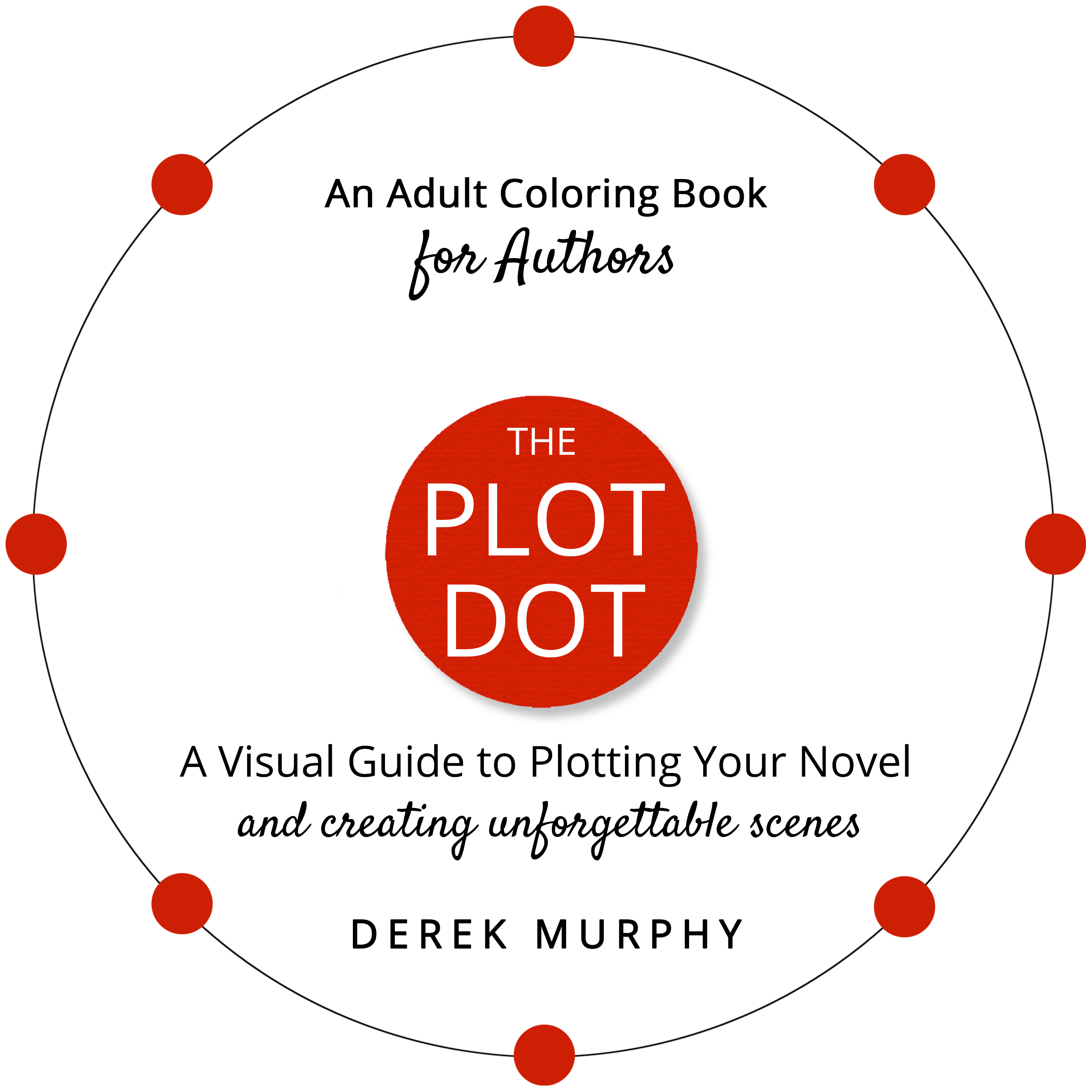 the plot dot a visual guide to writing unforgettable scenes