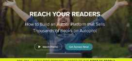 """Reach Your Readers"" – a masterclass in visibility for authors (80% off, this weekend only)."