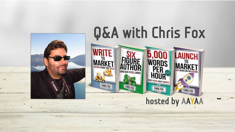 chris fox Q & A