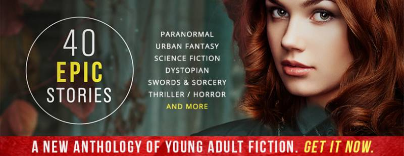 young adult anthology