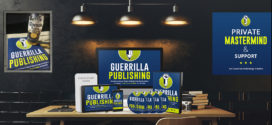 Guerrilla Publishing – a year's worth of book marketing support for $39 a month