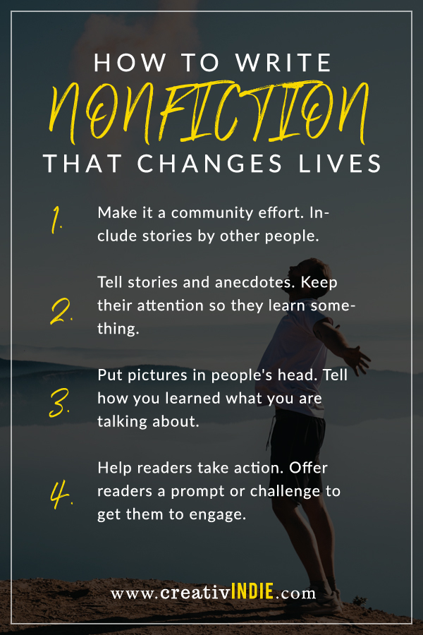 how to write a fiction book