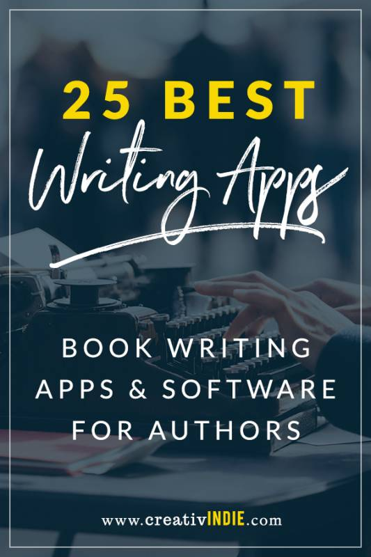 best writing apps and software