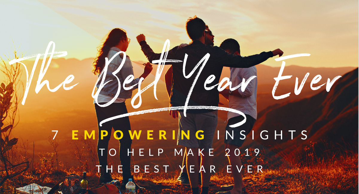 empowering insights for 2019