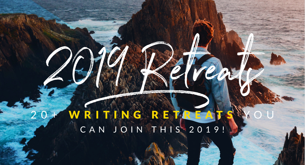 writing retreats list for authors