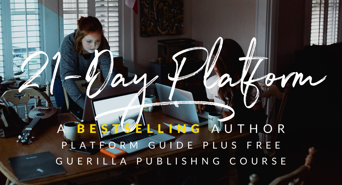bestselling author platform